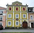 Weitra Rathausplatz Haus16 2011-06-18 GuentherZ 0062 Renaissancehaus.JPG