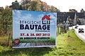 Werbemaßnahmen Bergische Bautage 2012 Bergisch Gladbach.jpg