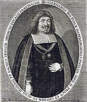 Werner Rolfinck - Image: Werner Rolfinck