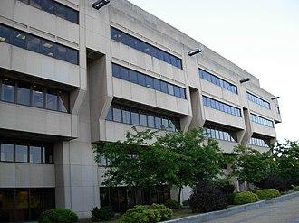 University of Pittsburgh Graduate School of Public and International Affairs - Wesley W. Posvar Hall