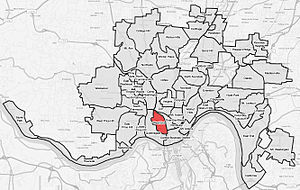 West End, Cincinnati - West End is a neighborhood of Cincinnati, Ohio.