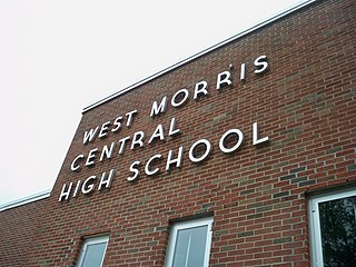 West Morris Central High School High school in Morris County, New Jersey, United States