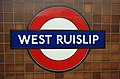 West Ruislip station MMB 23.jpg