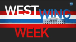 West Wing Week Title Sequence (work of US federal governmnet public domain).PNG