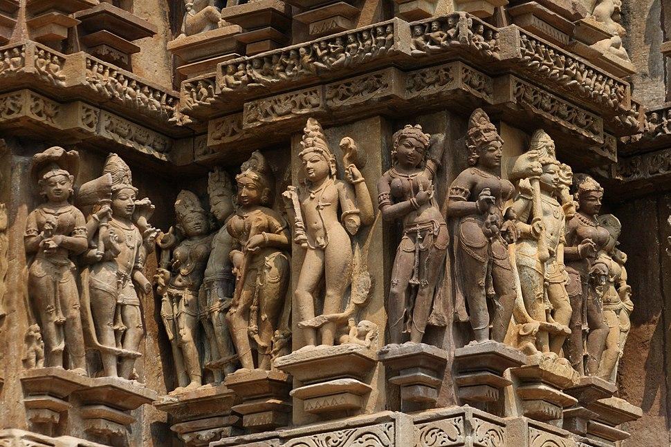 Western Group of Temples, Khajuraho 20
