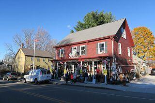 Essex (CDP), Massachusetts Census-designated place in Massachusetts, United States