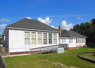 Whitesboro, New Jersey - Whitesboro School