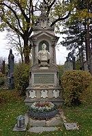 Wiener Zentralfriedhof - Gruppe 14A - Heinrich von Hess.jpg