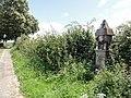 Wignehies (Nord, Fr) chapelle et paysage près rue Gogant.jpg