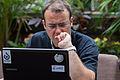 Wikimania 2014 Day 1 (14728534099).jpg