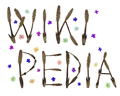 Wikipedia logo dried pressed flowers oshibana no thumb.png