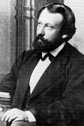 Wilhelm Dilthey, the young Heidegger was influenced by Dilthey's works Wilhelm Dilthey zZ seiner Verlobung.jpg