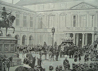 William III of the Netherlands - Funeral of William III in 1890