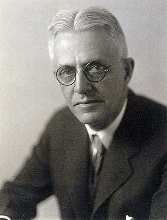 University of Pennsylvania Law School - William Draper Lewis, Penn Law's Dean and founder of the American Law Institute