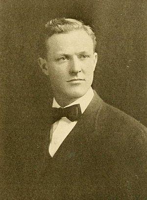 """William C. """"King"""" Cole - Image: William C. Cole (1907)"""