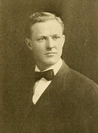 "William C. ""King"" Cole - Image: William C. Cole (1907)"