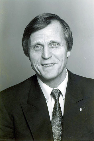 Minister of Local Government and Modernisation (Norway) - Image: William Engseth