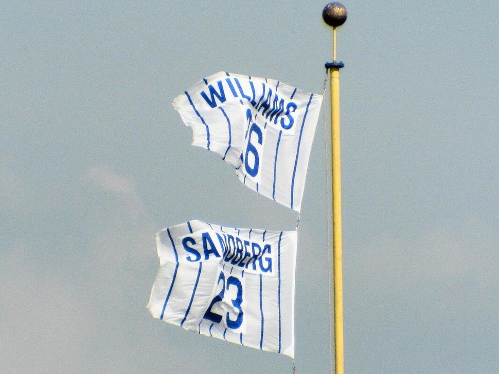 Williams-Sandberg retired numbers