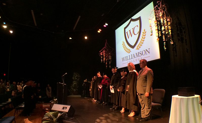 File:Williamson College Commencement 2016.jpg