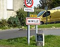 Wimille city limit.JPG