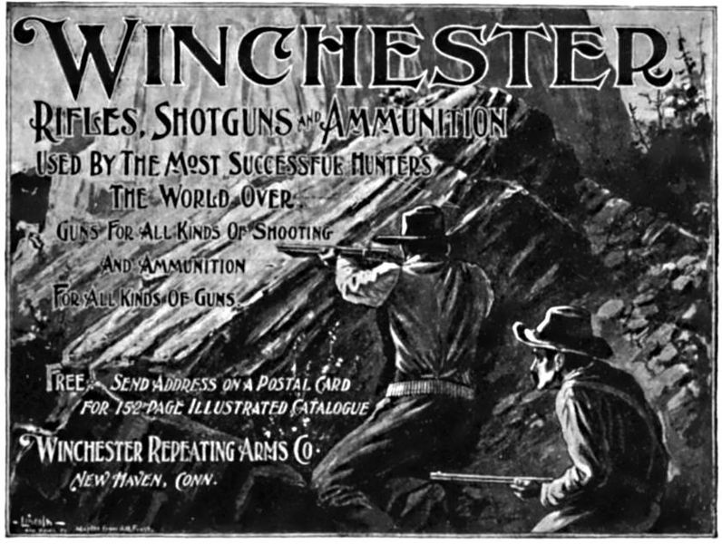 File:Winchester Repeating Arms Company advertisement, 1898.jpg
