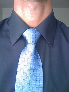 Windsor knot A necktie knot