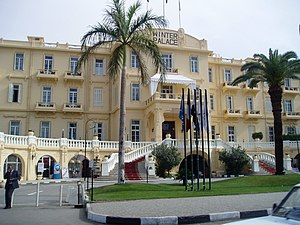 Winter Palace Luxor front