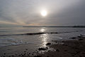 Winter sun on the south Devon coast.jpg