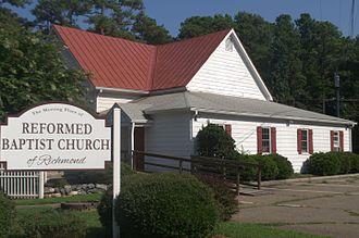 Clover Hill Pits - Reformed Baptist Church of Richmond, Est. 1825