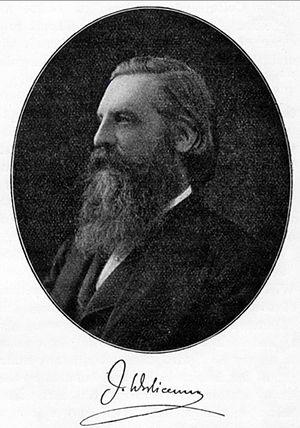 Johannes Wislicenus - Johannes Wislicenus