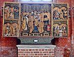 Wismar, St. Nikolai, der Krämeraltar. 2.JPG