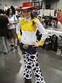 Wizard World Anaheim 2011 - Jessie from Toy Story (5675031396).jpg