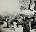 Woman Carrying a Huge Vase on her Head Near the Esbekiya Gardens at Cairo. (1911) - TIMEA.jpg