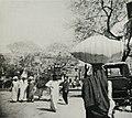 Woman Carrying a Huge Vase on her Head Near the Esbekiya Gardens at Cairo. (1911) - TIMEA.jpg