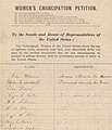 Womens Loyal National League petition from senatedotgov.jpg