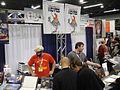 WonderCon 2012 - Ralph Bakshi's Wizards booth (6873028282).jpg