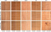 hardwood types for furniture. woodstainsjpg hardwood types for furniture