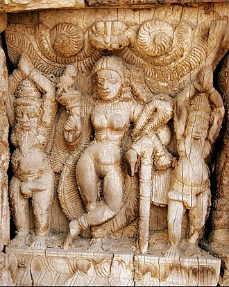 Femme fatale - The divine femme fatale of Hindu mythology, Mohini is described to have enchanted gods, demons and sages alike.