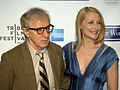 Woody Allen and Patricia Clarkson at the Tribeca Film Festival.jpg