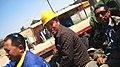 Worker Truck on its way to Serenje (Zambia), Auguste 2015.jpg