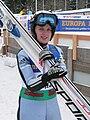 World Junior Ski Championship 2010 Hinterzarten Lucie Mikova 1061.JPG