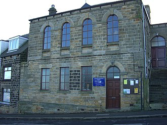 Worrall - Image: Worrall Independent Chapel