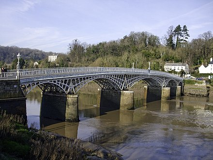 The 1816 cast iron Wye bridge Wye-bridge.jpg