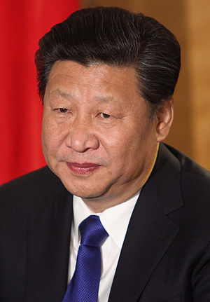 Reactions to the Panama Papers - China's paramount leader Xi Jinping