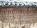 Xinhua Street Upper Huangshan mud brick wall 1.JPG