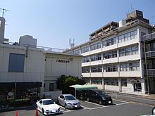 Yahata-higasi ward office building.jpg