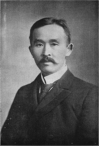 Yamamoto Tatsuo - Yamamoto in 1898