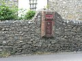Yawl, redundant Victorian postbox - geograph.org.uk - 982562.jpg
