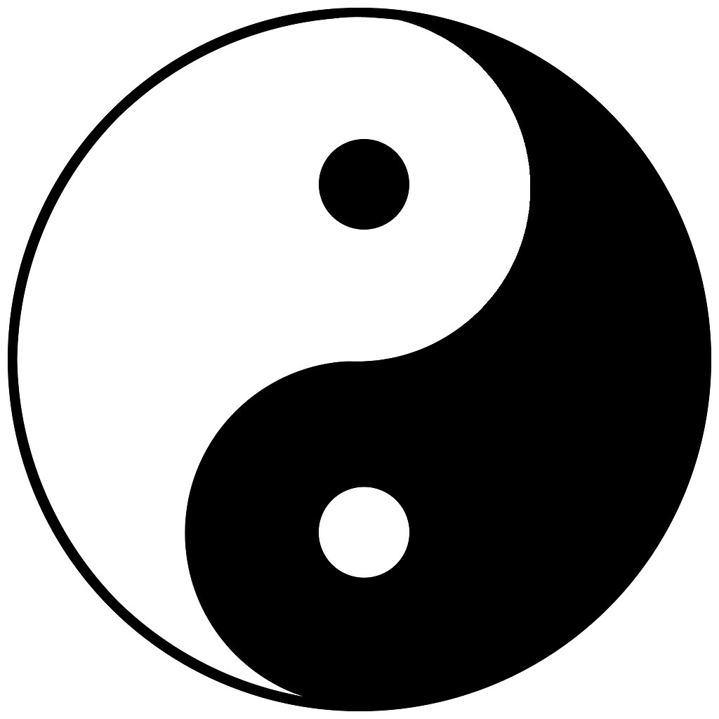File:Ying yang sign.jpg - Wikimedia Commons