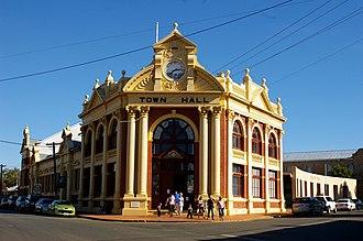 York, Western Australia - York Town Hall